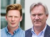 Jan Terje Andersen and Per Morten Sandset
