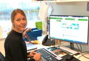 Therese Sørlie (photo: Anne Hafstad, Dagens Medisin)
