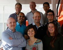 Team at Centre for Cancer Biomedicine behind the study